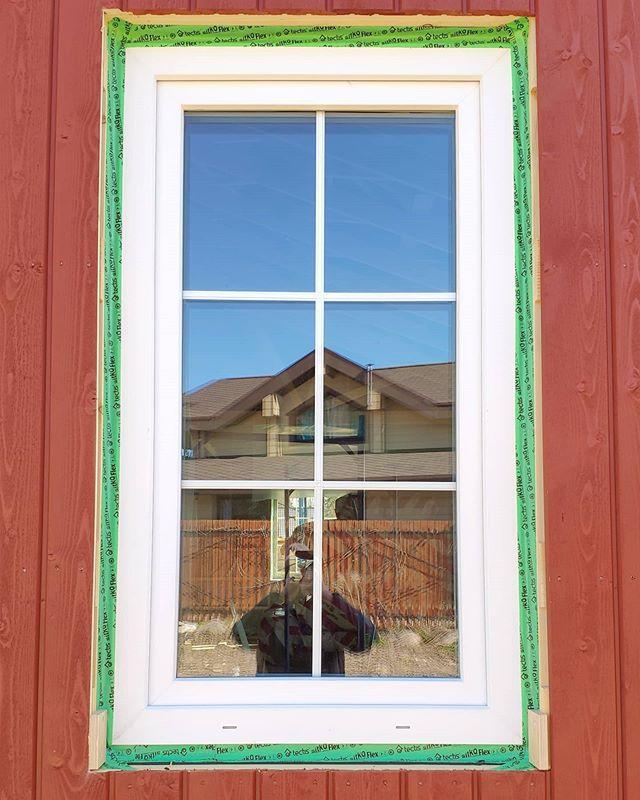 Защита пенного шва снаружи здания